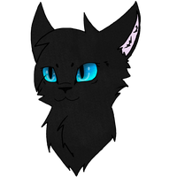 Kirbin For BlackClawofriverclan -BlackClaw- by Ruef-Bae
