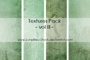 Textures Pack III by LuneBleu-Stock