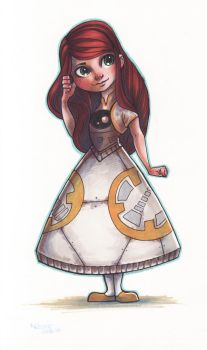 BB8 - Cosplay Design by Naeviss