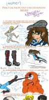 Overdue Percy Jackson Meme by TheInkgirl