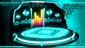 Hyper FLUX Stage - AN003 by AnimeNebula003