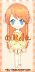 [CHEAP-POINTS-ADOPT] Sunny Wheat Girl by milky-roll