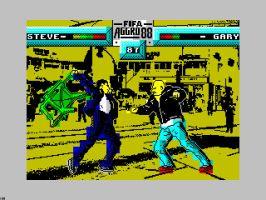 FIFA Aggro '88 by cart00nlion