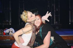 Emilie Autumn and I by GoryJory