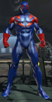 DC 2099 Spider-Man by GameAndWill