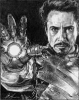 MARVEL's Avengers: Iron Man by ScarletInk314