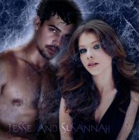 Jesse and Susannah by MediatorObsession