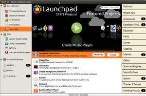 USC Launchpad Coverflow by DigitallyDestined