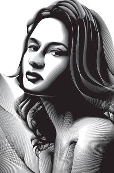 Woman by CrisVector