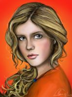 Annabeth Chase by MonsieArts