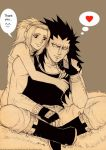 Gajeel and Levy-Close moments by syren007