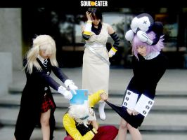 Soul Eater 02 by fayharuno