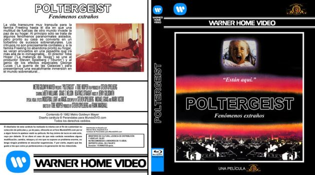 Poltergeist - Classic b by Perandales
