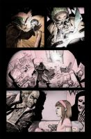 Hellblazer 260 page 17 by gammahed