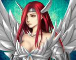 199_Titania Heavens Wheel Armor by minasi-chan