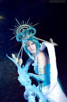 Kougyoku djinn equip VINEA from Magi 02 by LauzLanille