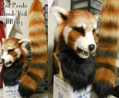 Red Panda by Magpieb0nes