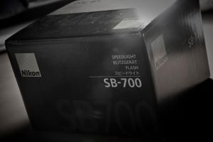SB-700 Box by xPerigryn