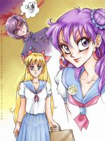 Rivalry by unconventionalsenshi