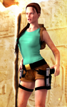 The Tomb Raider by Croft094