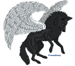 YCH - Icarus Pixel Doll by DragonsPixels