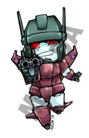 Superdeformers: Misfire by MZ15