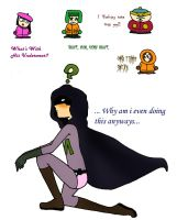 Mysterion by ImtheoriginalLestat