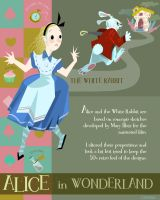 Alice characters 1 by rac3775