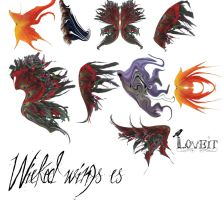 wicked wings cs by BrushHaven1