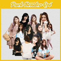 Pack render Qri [13 mod] by Shawolki