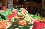 Wicked Party Cupcakes by BansheeInTheOrchard