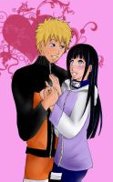 NaruHina- Valentine's day by desiderata-girl