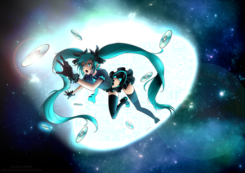 Welcome to our Universe by Iduna-Haya