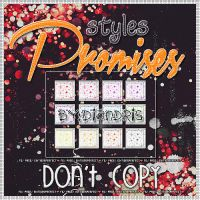 Styles Promises by EditionssPerfectOk
