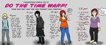 DO THE TIME WARP by Eelea