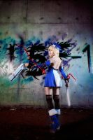 BlazBlue - Love so Blue by meipikachu
