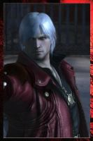 DMC Portraits - Dante 11 by The-Bone-Snatcher