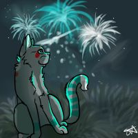 New Year 2014 by TheFallenWhisper