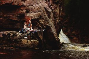 Aloy- Horizon Zero Dawn by IbelinnCosplay