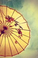 Under my Umbrella by R3JA