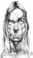 Iggy Pop by gabrio76
