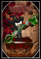 Shadow the Hedgehog Ka.1 by Supervielahnung