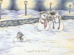 The Snow Child's Wish by nikohl