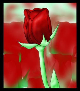 The Unwithering Rose ReSubmit by TuefelHundenIV