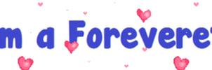 I`m a Foreverett- Floating Hearts by iluvlouis