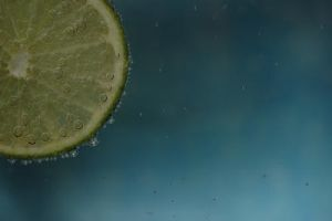 Lime in seltzer water 02 by tolnari