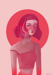 Pink by cisemaybey