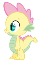 Flutterspike 2 vector by Durpy