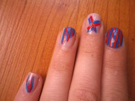 art nail by ionelat
