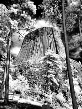 DevilsTower IV by camera-buff